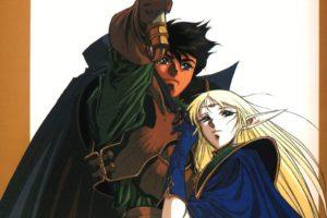 anime, Record of Lodoss War