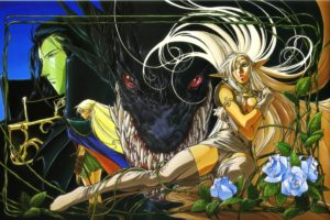 anime, Record of Lodoss War