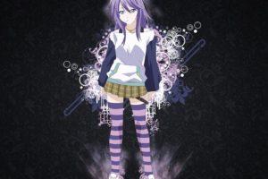 anime, Rosario + Vampire, Shirayuki Mizore
