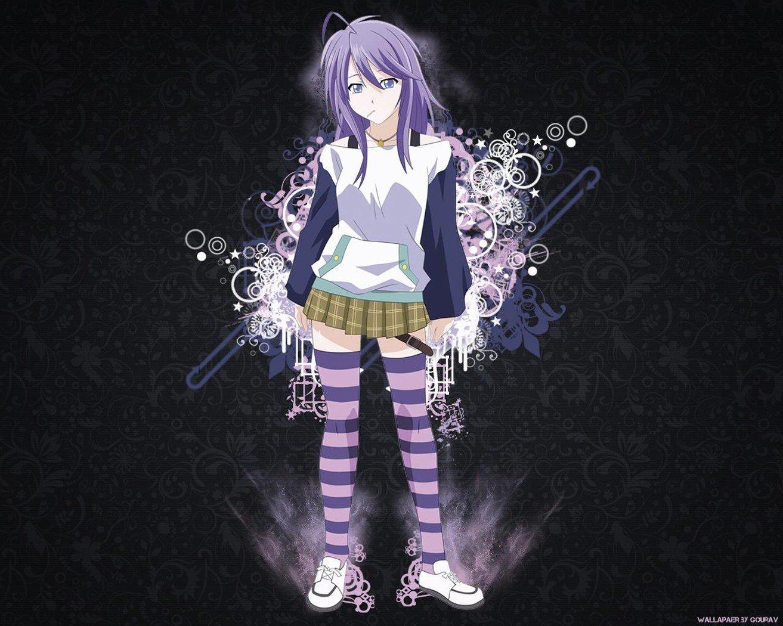 Anime De Rosario Vampire anime, rosario + vampire, shirayuki mizore hd wallpapers