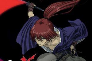 anime, Samurai X
