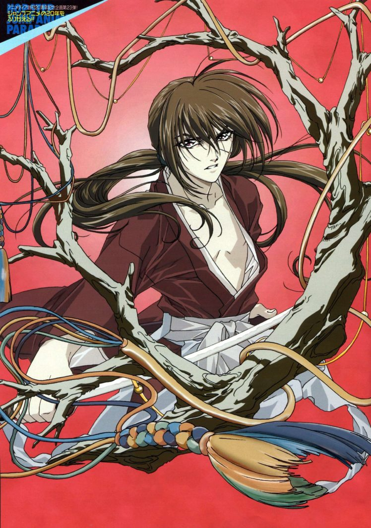 anime, Rurouni Kenshin HD Wallpaper Desktop Background