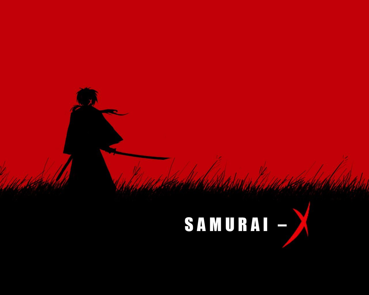 anime, Samurai X Wallpaper