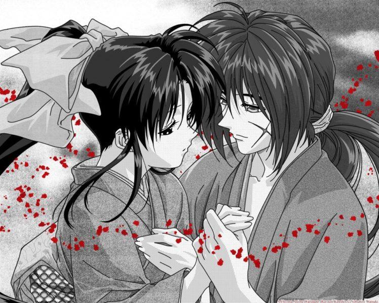 anime, Rurouni Kenshin HD Wallpaper Desktop Background