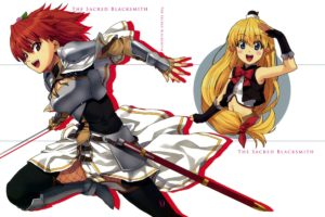 Seiken no Blacksmith, Lisa (Seiken no Blacksmith), Cecily Cambell