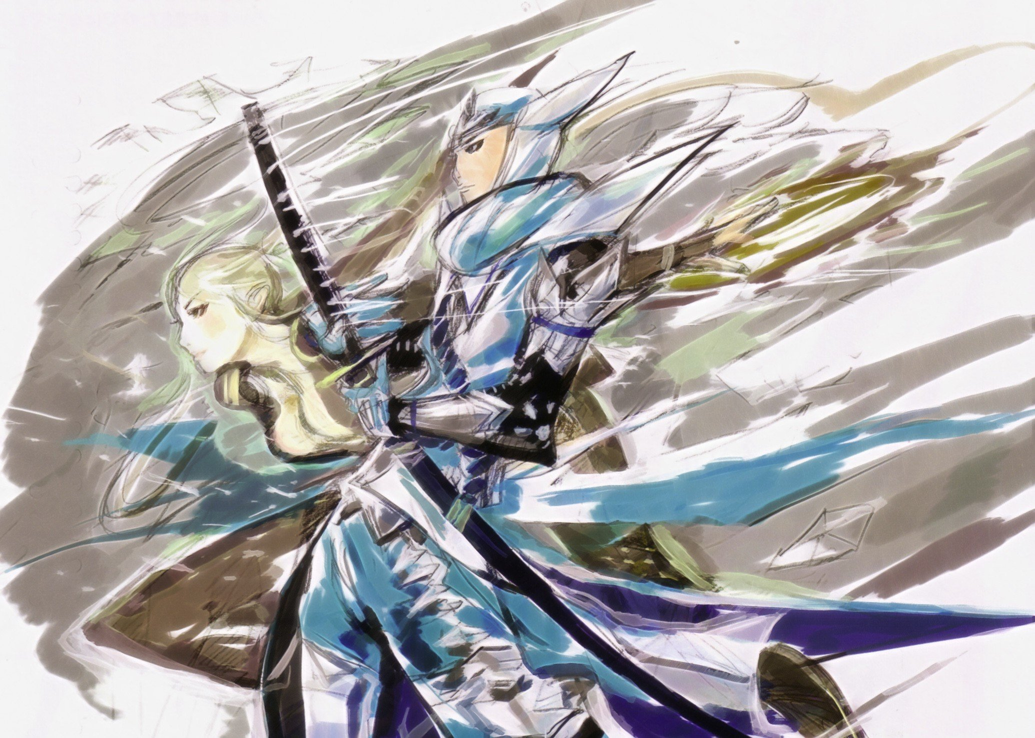 anime, Sengoku Basara Wallpaper