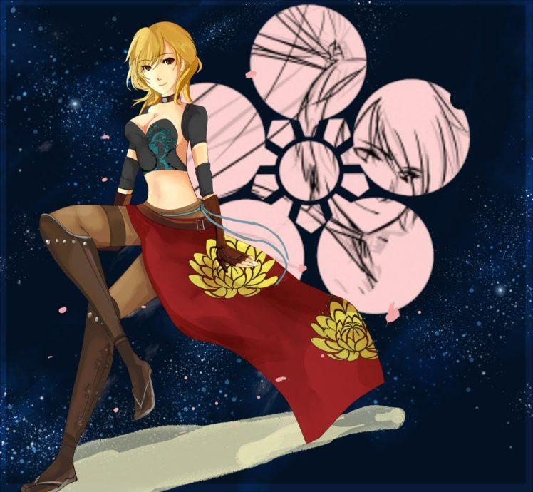 anime, Sengoku Basara HD Wallpaper Desktop Background
