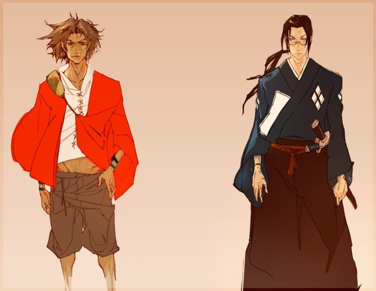 Anime Samurai Champloo Hd Wallpapers Desktop And Mobile
