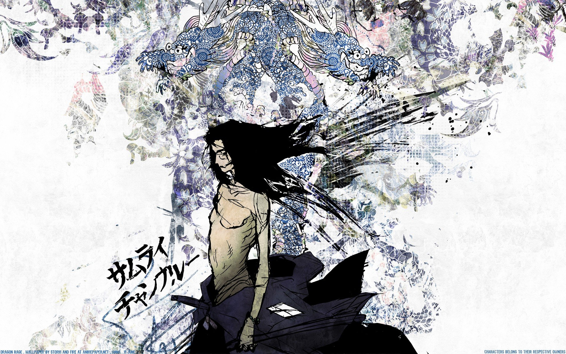 Anime Samurai Champloo Hd Wallpapers Desktop And Mobile Images Photos