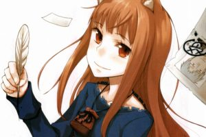 anime, Spice and Wolf
