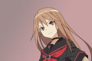 Ookami san to Shichinin no Nakama tachi, Anime girls, Ookami Ryouko