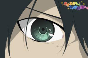 eyes, Ookami san to Shichinin no Nakama tachi, Anime boys, Morino Ryōshi