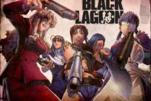 Black Lagoon, Revy, Roberta, Balalaika, Eda, Shenhua, Anime girls
