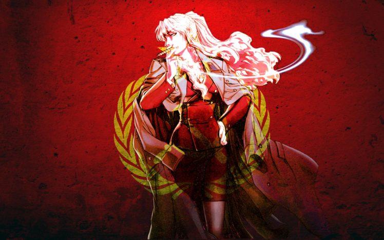 Black Lagoon, Balalaika, Anime girls HD Wallpaper Desktop Background