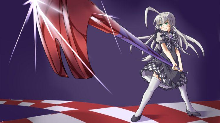 Haiyore! Nyaruko san, Anime girls, Nyaruko, Anime HD Wallpaper Desktop Background