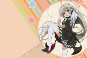 Haiyore! Nyaruko san, Anime girls, Nyaruko, Anime, Thigh highs