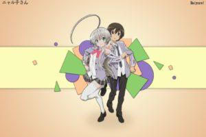 Haiyore! Nyaruko san, Nyaruko, Yasaka Mahiro, Anime