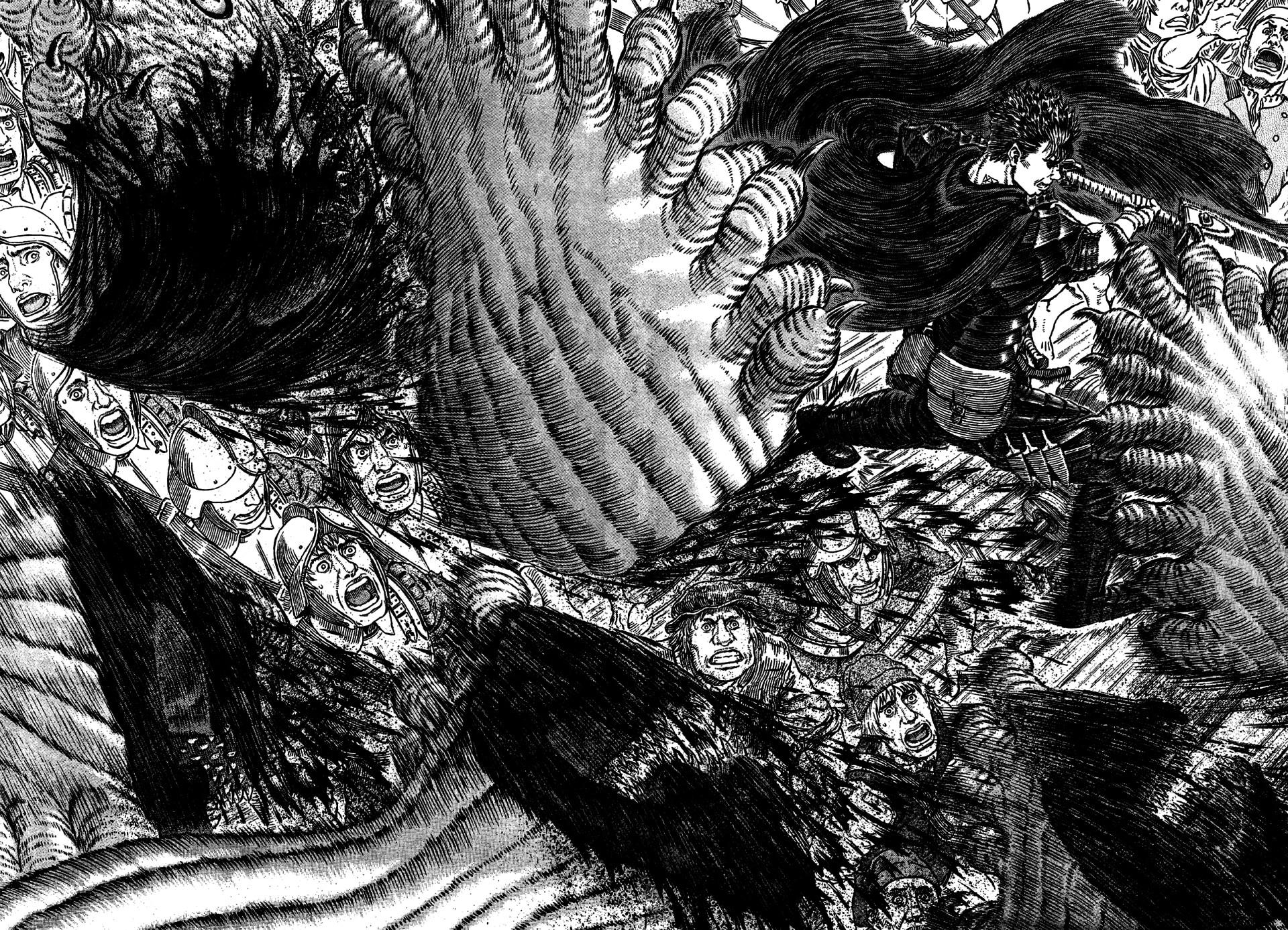 Kentaro Miura, Berserk, Guts HD Wallpapers / Desktop and ...