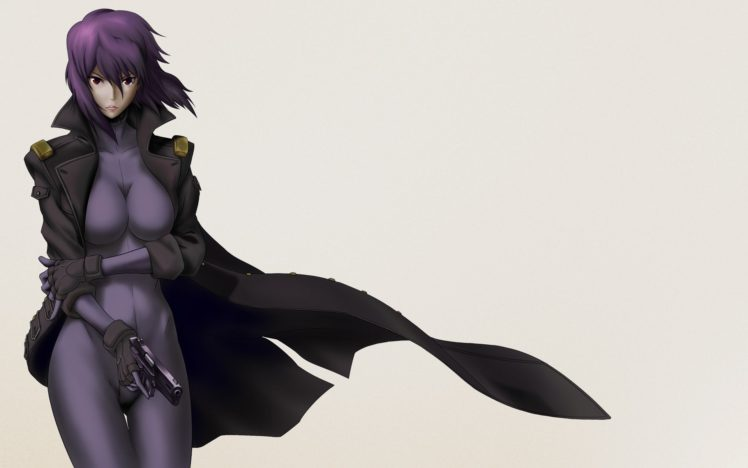 Kusanagi Motoko Ghost In The Shell Hd Wallpapers Desktop And Mobile Images Photos