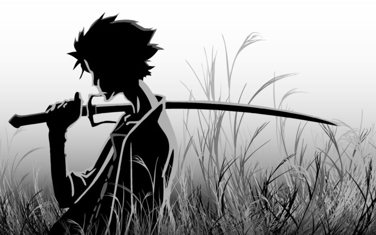 anime, Katana, Anime boys, Samurai Champloo HD Wallpaper Desktop Background