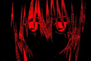 Elfen Lied, Red, Anime girls, Anime, Nyu