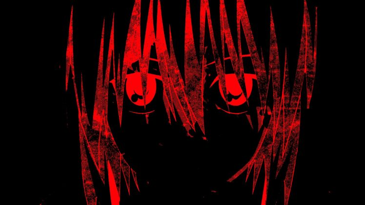 Elfen Lied, Red, Anime girls, Anime, Nyu HD Wallpaper Desktop Background