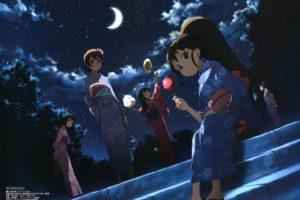 Working!!, Anime girls, Inami Mahiru, Taneshima Popura, Yamada Aoi