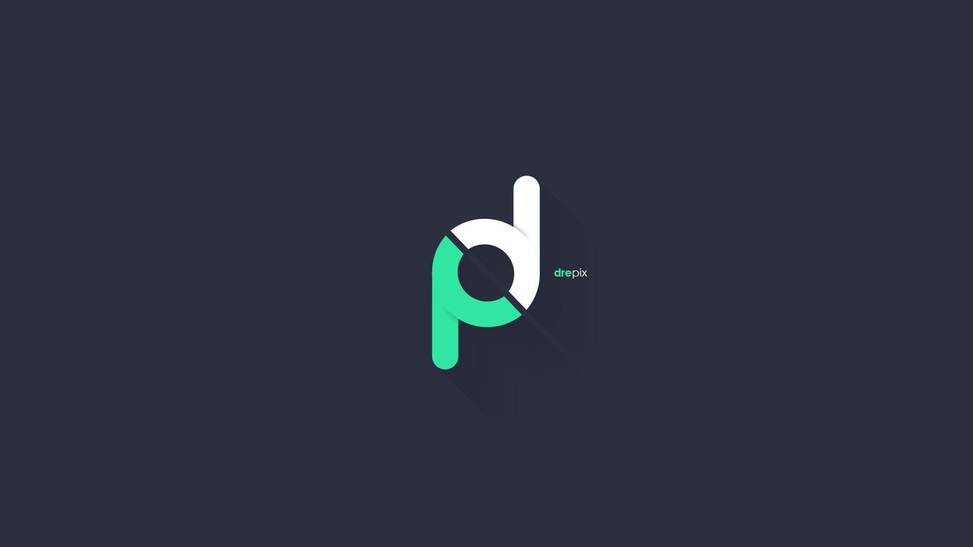 Drepix Logo Computer Website Photography Programming Hd