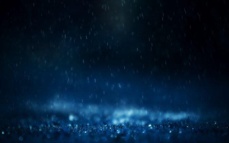 rain HD Wallpaper Desktop Background
