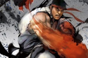 Ryu (Street Fighter), Street Fighter