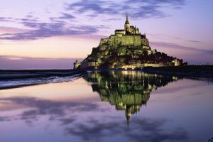 Mont Saint Michel, Photography