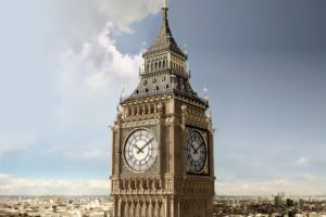 city, Cityscape, London, Big Ben, England, Clocktowers