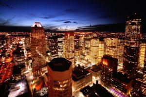 city, Cityscape, Night