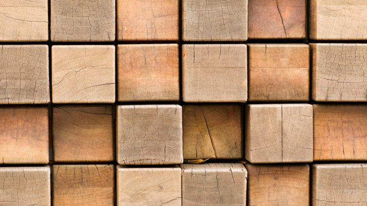 wood, Cube, Collections, Simple HD Wallpaper Desktop Background