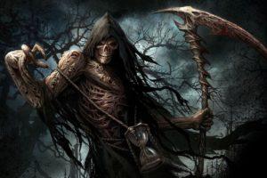 devils, Undead, Death, Grim Reaper