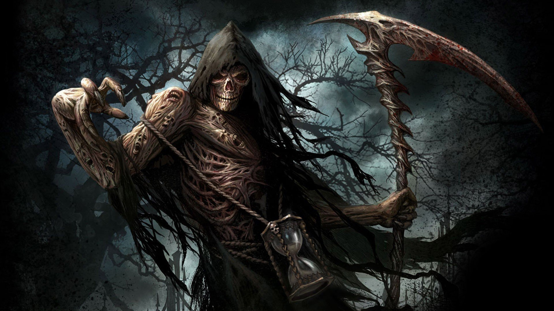 grim reaper, devils hd wallpapers / desktop and mobile images & photos
