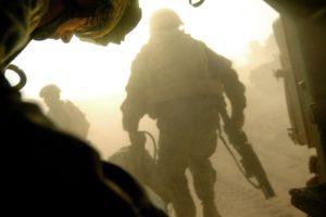 soldier, War