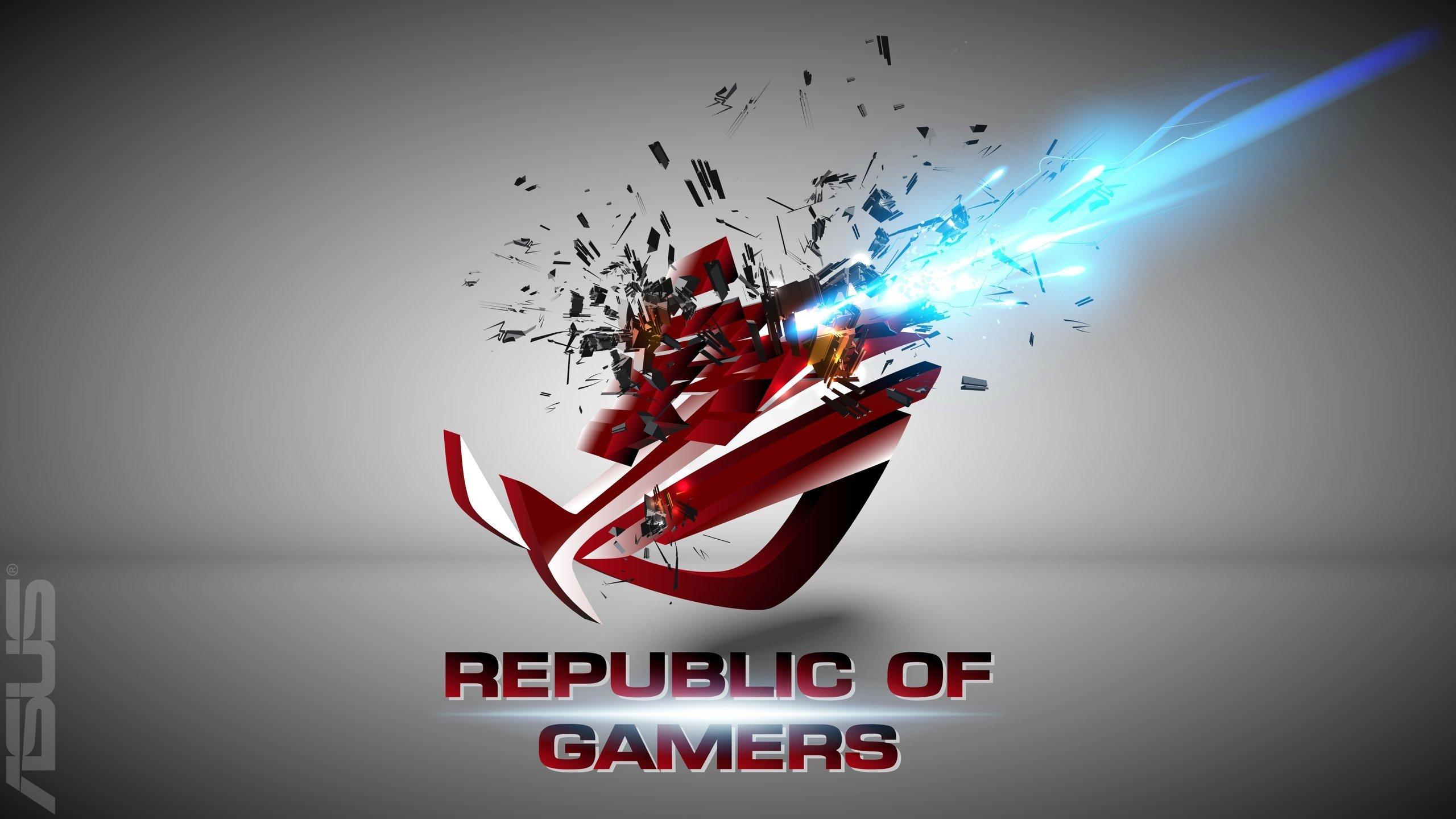 Asus rog republic of gamers asus hd wallpapers desktop - Rog desktop wallpaper ...