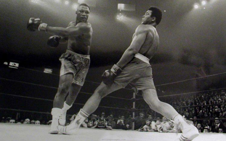 Muhammad Ali HD Wallpaper Desktop Background