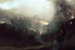 apocalyptic, Gas masks