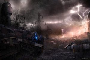 apocalyptic, S.T.A.L.K.E.R.