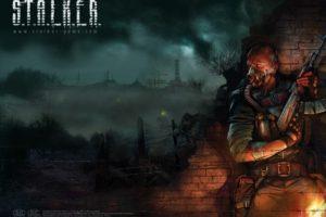 apocalyptic, Gas masks, Ukraine