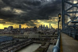 cityscape, City