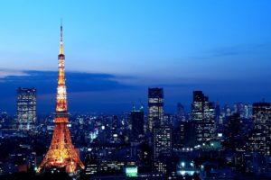 Tokyo, Tokyo Tower, Japan