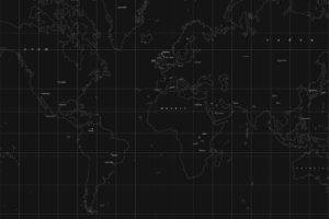 map, World map