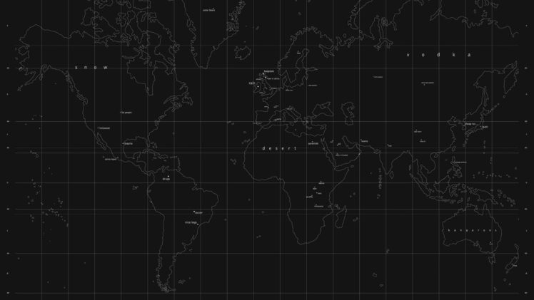 map, World map HD Wallpapers / Desktop and Mobile Images & Photos