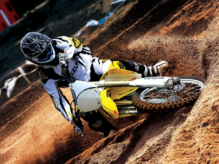 motocross, Dirty HD Wallpaper Desktop Background