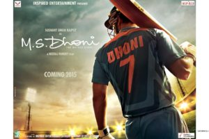 M.S. Dhoni, Bollywood