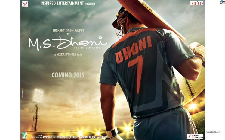 M S Dhoni Bollywood Hd Wallpapers Desktop And Mobile Images Photos