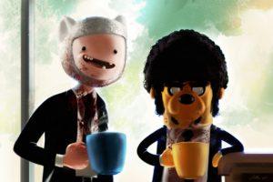 Adventure Time, Pulp Fiction